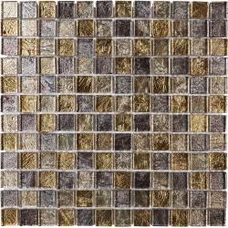 Mosaïque Verre - Gold /...