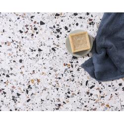carrelage terrazzo salle de bain