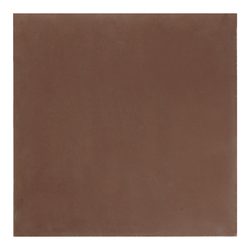 Carreau de ciment marron